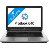 HP ProBook 640 F1Q66ET Azerty