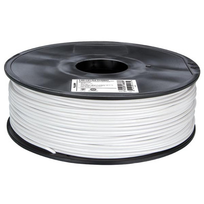 Image of 3 Mm Pla-draad - Wit - 1 Kg