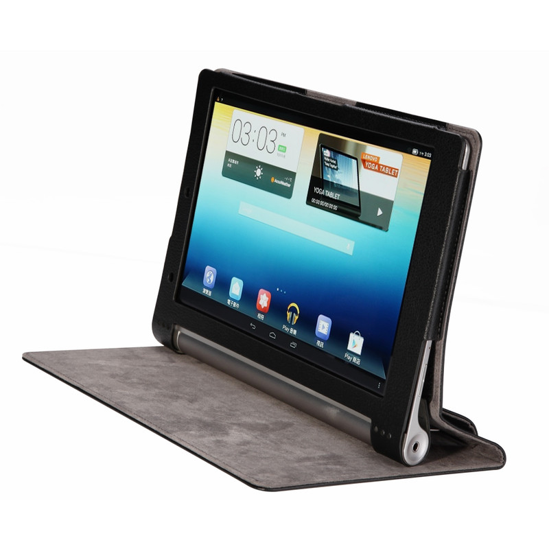 Gecko Covers Lenovo Yoga Tablet 10 Hd Plus Black