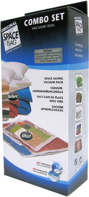 Space Bag 6-delige Set