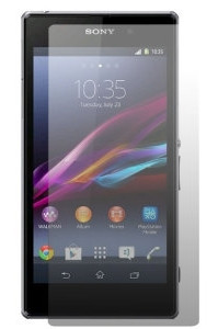 Muvit Screenprotector Xperia Z1 Compact Duo Pack