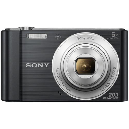 Sony CyberShot DSC-W810 Black