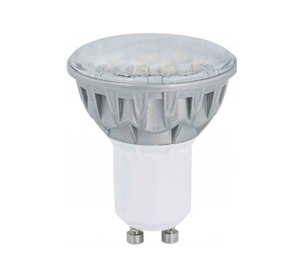 eglo led lamp gu10 led 5w 400 lumen 2x. Black Bedroom Furniture Sets. Home Design Ideas