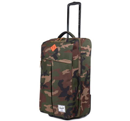 Herschel Parcel Woodland Camo/Orange Rubber
