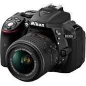 Nikon D5300 + AF-S DX 18-55mm VR II zwart