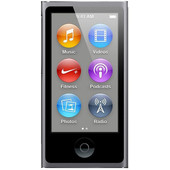 Apple iPod Nano 16 GB Space Gray (7G)