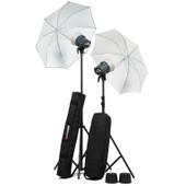Elinchrom D-Lite RX ONE To Go Paraplu Set