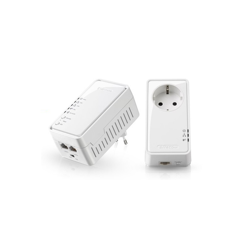 Wi-Fi Homeplug 500Mbps Combo Pack