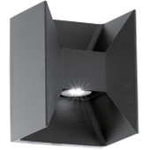 Eglo Morino Wandlamp Zwart