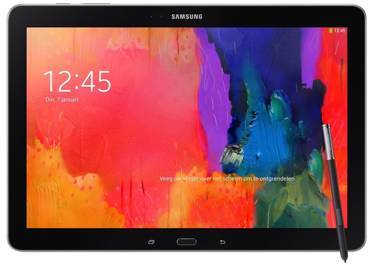 Samsung Galaxy Note Pro 12.2 Wifi Zwart
