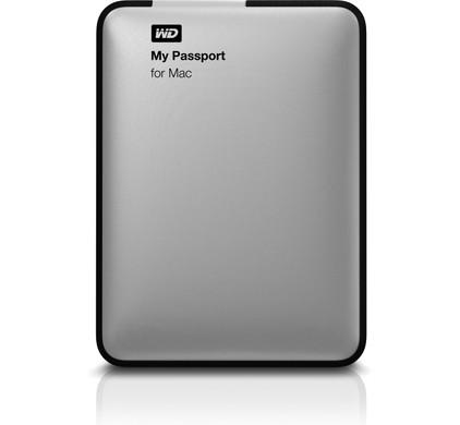 WD My Passport for Mac 500 GB