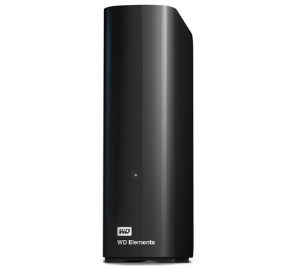 WD Elements Desktop 4 TB
