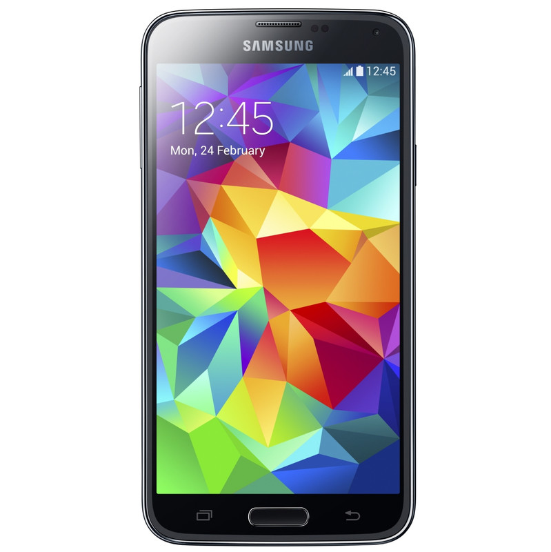Samsung Galaxy S5 Plus Blauw