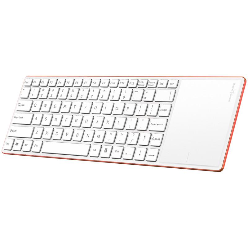 Rapoo E6700 Bluetooth Toetsenbord Qwerty Rood