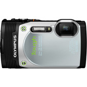 Olympus Tough TG-850 Silver