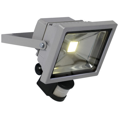 Lucide LED-Flood 20 watt Floodlight met bewegingssensor