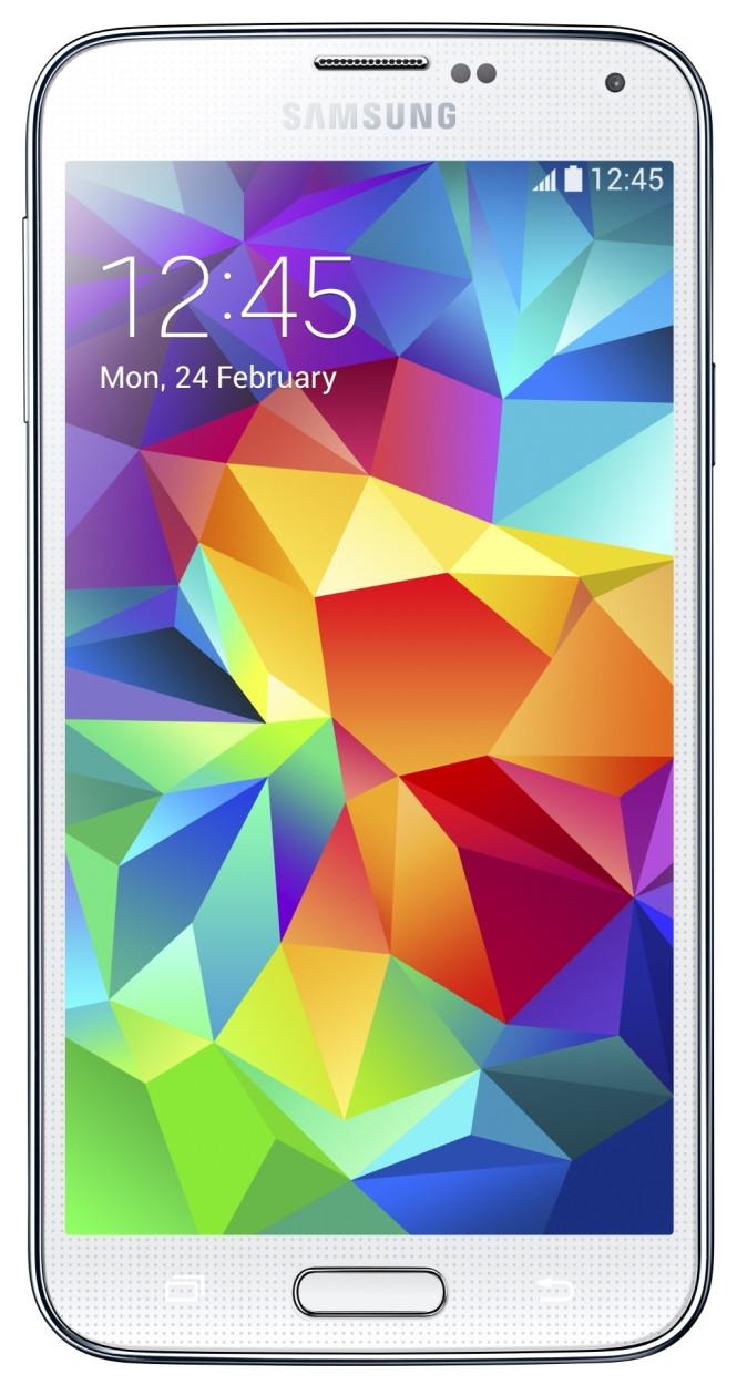 Samsung Galaxy S5 Wit
