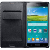 Samsung Galaxy S5 Flip Wallet Black