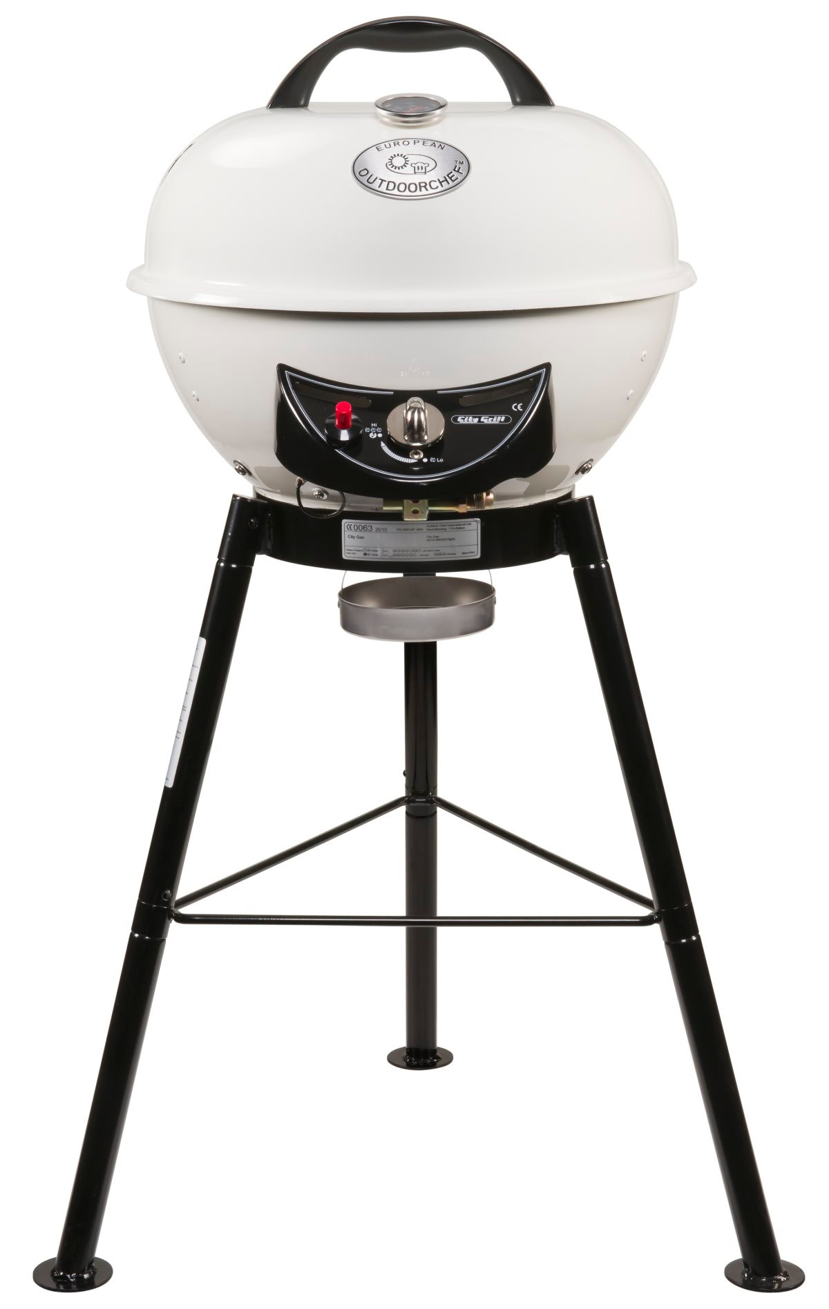 Barbecues Outdoorchef City Gas 420 G Tripod Vanille