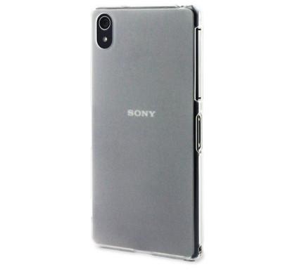 Muvit Minigel Case Sony Xperia Z2 Transparant Smoke