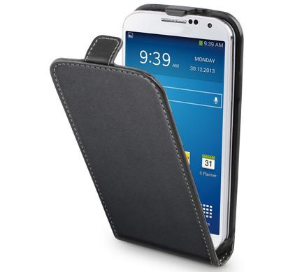 Muvit Slim Case Samsung Galaxy S5 Zwart