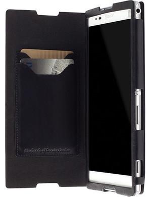 Krusell Kiruna FlipCase Sony Xperia T2 Ultra Black