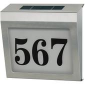 Brennenstuhl Solar Verlicht huisnummer