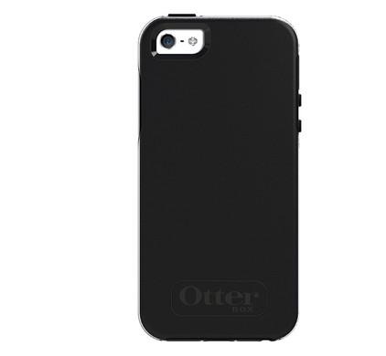 OtterBox Symmetry Case iPhone 5 / 5S Black