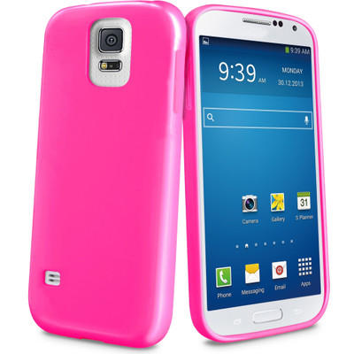 Muvit Minigel Case Samsung Galaxy S5 Pink