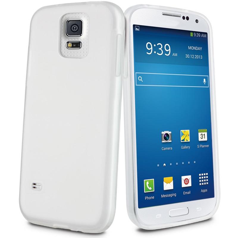 Muvit Minigel Case Samsung Galaxy S5 Transparent