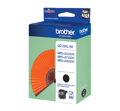Brother LC-129XL Cartridge Zwart