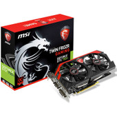 MSI GeForce GTX 750Ti Gaming