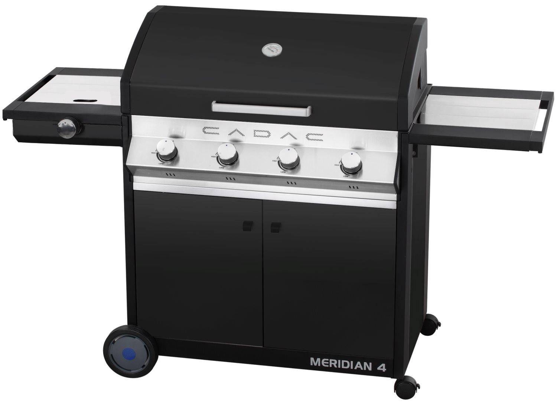 Barbecues Cadac Meridian 4B + SB Black