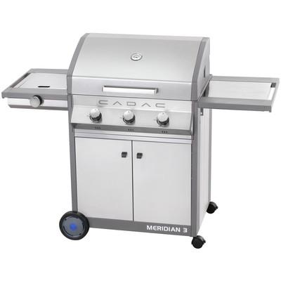 Barbecues Cadac Meridian 3B + SB RVS