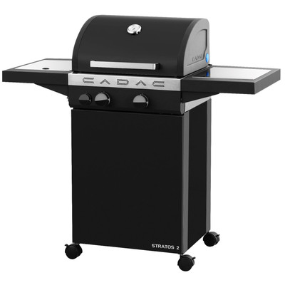 Barbecues Cadac Stratos 2B + SB Black