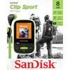 verpakking Sansa Clip Sports 8GB limoen