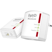 AVM FRITZ!Powerline 510E Set International Geen WiFi 500 Mbps 2 adapters