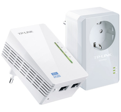 TP-Link TL-WPA4226KIT WiFi 500 Mbps 2 adapters