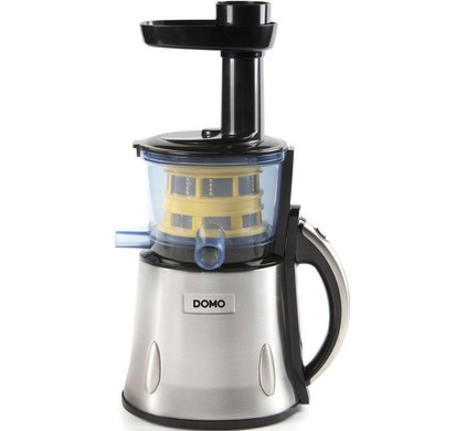 Domo DO9061J Slowjuicer + Sinaasappelschilmesje - Coolblue