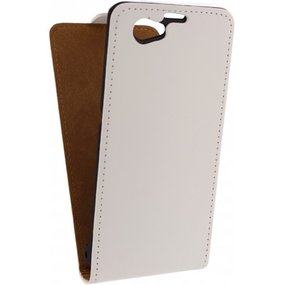 Mobilize Ultra Slim Flip Case Sony Xperia Z1 Compact White