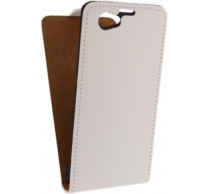Mobilize Ultra Slim Flip Case Sony Xperia Z1 Compact White