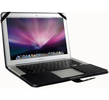 Decoded MacBook Air Slim Cover Sleeve 13,3'' Zwart