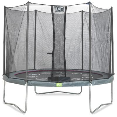 Exit Twist trampoline 305 cm roze/grijs