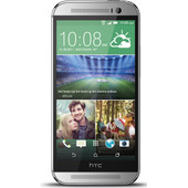 HTC One M8 Zilver