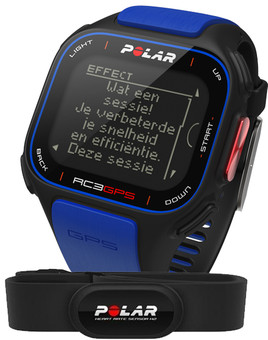 Polar RC3 GPS HRM Blue