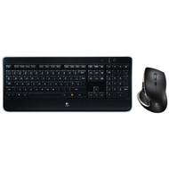 Logitech MX800 Draadloos Toetsenbord en Muis QWERTY