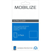 Mobilize Screenprotector Samsung Galaxy Tab 4 7.0 Duo Pack