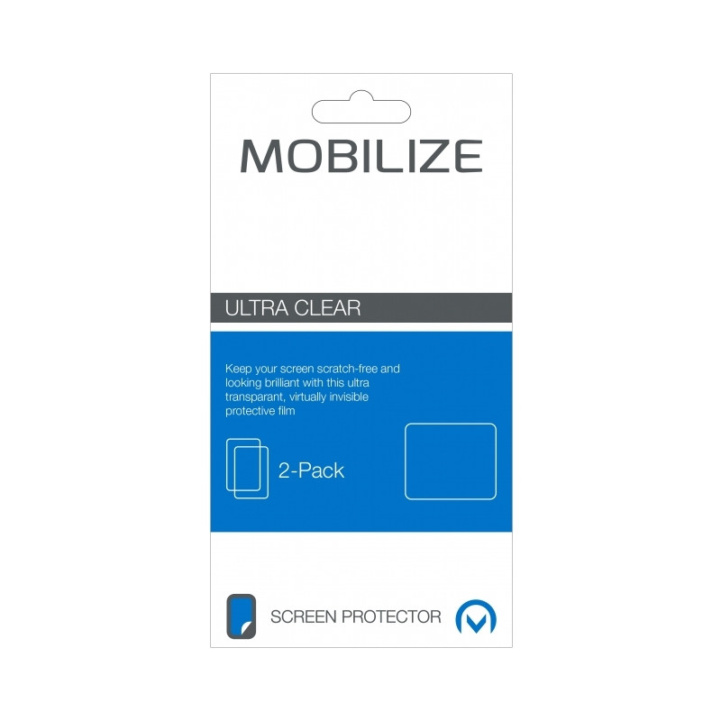 Mobilize Screenprotector Samsung Galaxy Tab 4 8.0 Duo Pack
