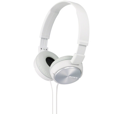Sony MDR-ZX310 Wit