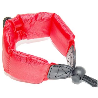 Image of JJC Floating Foam Wrist Strap Red